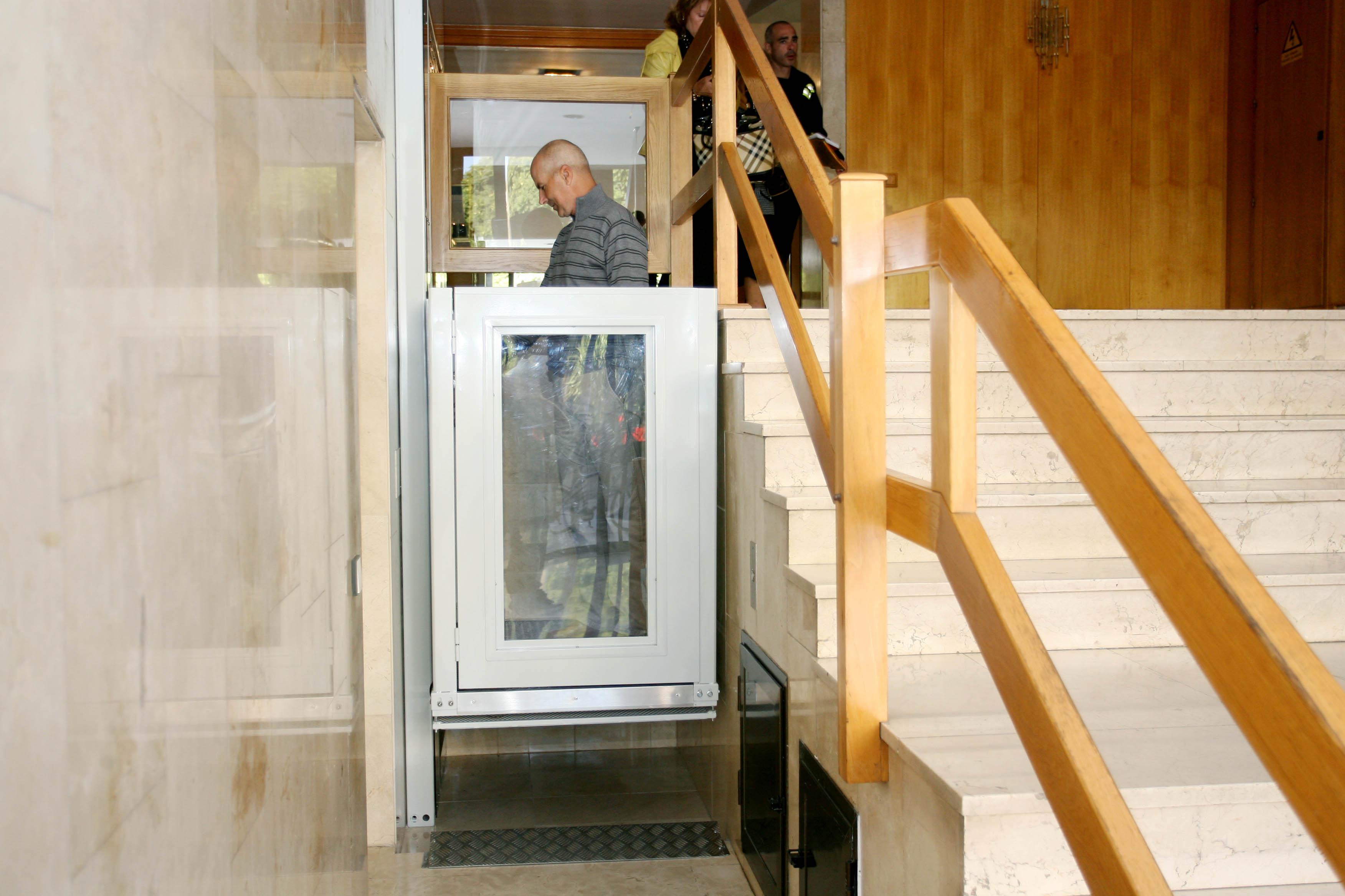 elevadores en madrid para discapacitados minusvalidos y