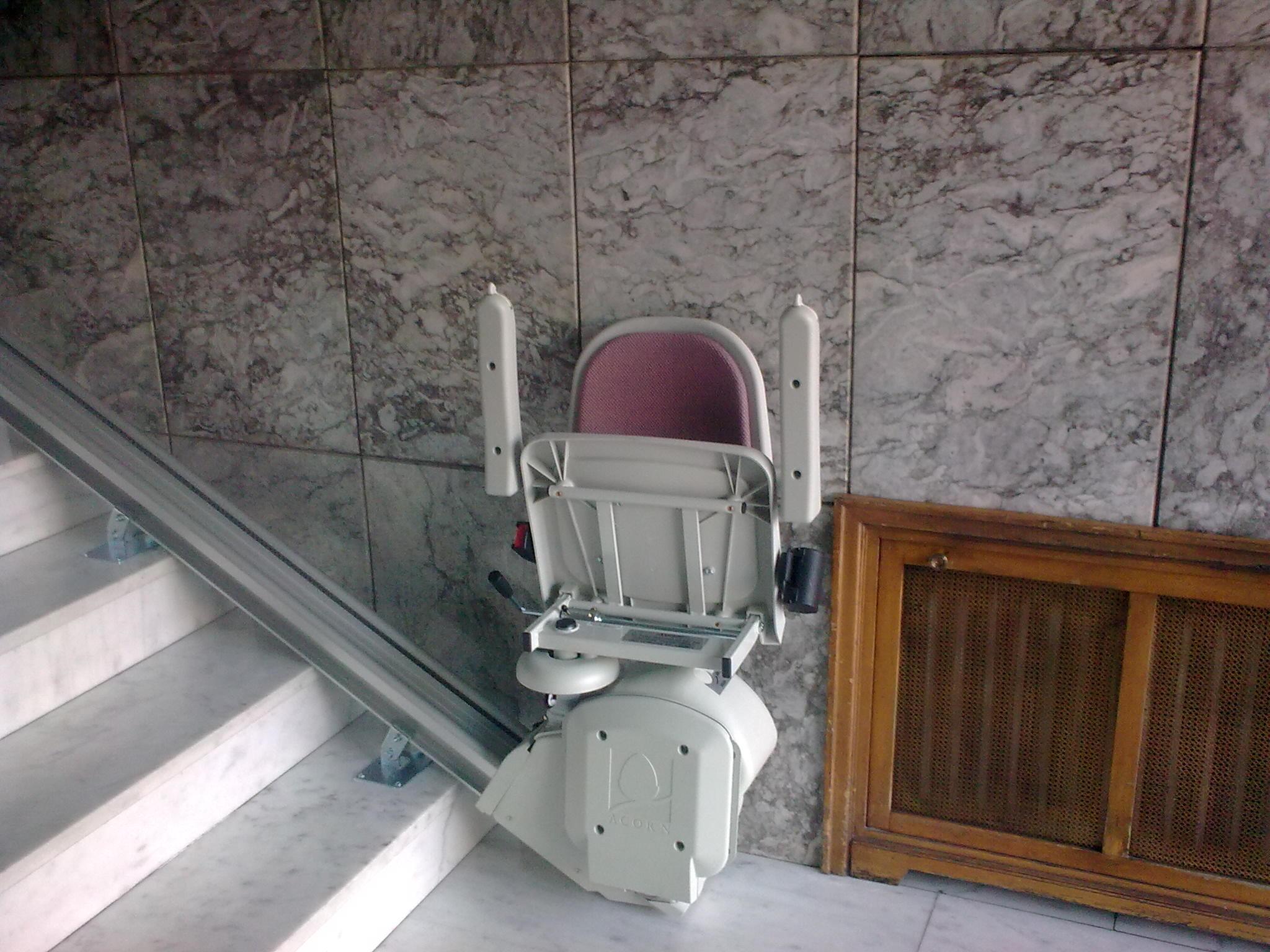 sillas salvaescaleras para discapacitados y mayores