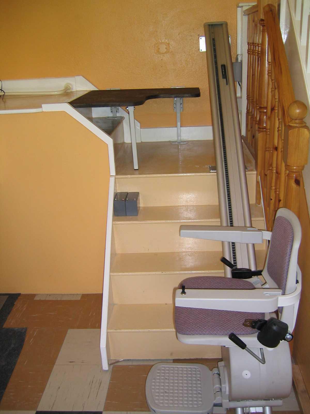 Sillas salvaescaleras para discapacitados y mayores for Sillas para escaleras minusvalidos